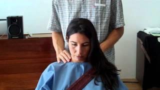 getlinkyoutube.com-Gonstead Chiropractic Adjustment C7 PRS