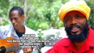 Warrior King - Jah is the only one
