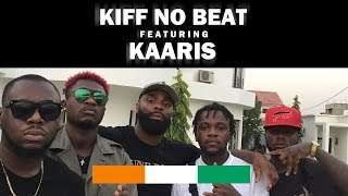 KIFF NO BEAT feat KAARIS ( Tournage du clip ) 2018