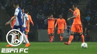 Liverpool thrashes Porto 5-0 in Champions League behind Sadio Mane's hat trick | ESPN FC