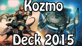 getlinkyoutube.com-Yugioh Kozmo deck profile (POST BOSH) december 2015