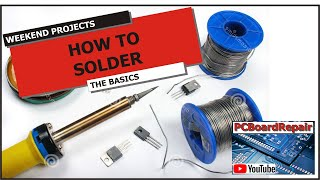 getlinkyoutube.com-How to Solder - The Basics