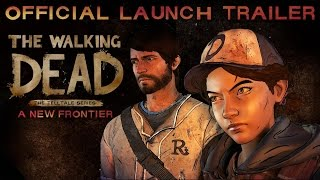 The Walking Dead: A New Frontier - Megjelenés Trailer