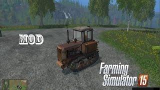 getlinkyoutube.com-Farming Simulator 2015 #45 Mod de Tractor (Melhor Mod)