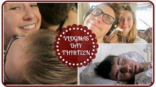 getlinkyoutube.com-Going Home, Panic Attack & Alfie Sleep Talking | VLOGMAS