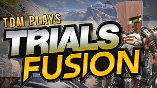 getlinkyoutube.com-FPS IN TRIALS?! | Trials Fusion: Minigames | TDM Plays [Xbox One]