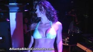 getlinkyoutube.com-Atlanta Bikini Contest - Havana Club - 12 Contestants