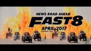 getlinkyoutube.com-3D FAST AND FURIOUS 8 (2017) - TRAILER TEASE | Side by Side SBS VR Active Passive