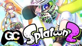 Splatoon 2 Remix ► Inkoming (CG5's Trap / Future Bass Remix) - GameChops