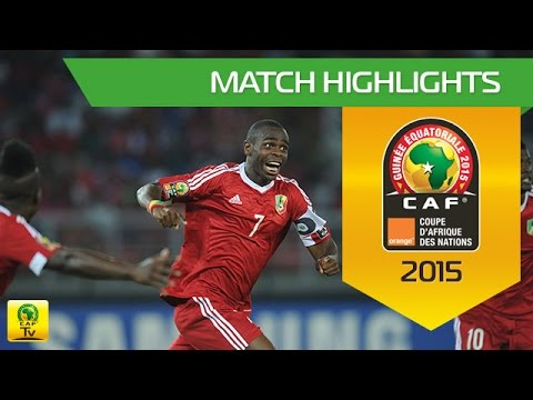 Gabon vs Congo AFCON 2015
