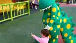 getlinkyoutube.com-FRC and Dorothy the Dinosaur at Wiggles World in New Jersey