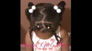 Collection Of Girls Hairstyles Pt1