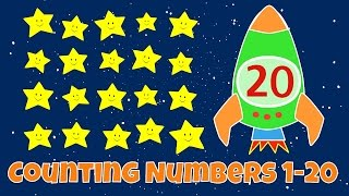 getlinkyoutube.com-Counting Numbers | Numbers 1-20 Lesson for Children