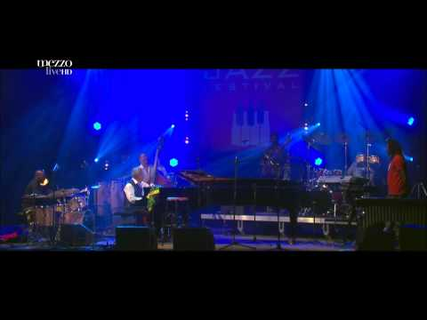 Monty Alexander - Saint-Emilion Jazz Festival.  July 20, 2013
