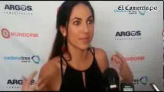 getlinkyoutube.com-Bárbara Mori:   Lo que más recuerdo del Perú es a Christian Meier