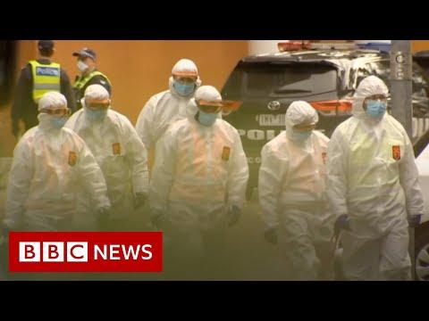 BBC News:Coronavirus: Melbourne tower block lockdown 'like being in prison' - BBC News