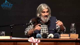 "Salih Mirzabeyoğlu ""Adalet Mutlak'a"" Konferansı / 3. Bölüm"