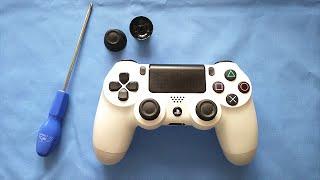 getlinkyoutube.com-❐ Замена стиков на геймпаде DualShock 4 (PS4) без инструментов ᴴᴰ 1080p
