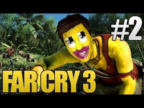 Far Cry 3, #2: PODRZYNAMY GARDŁA?
