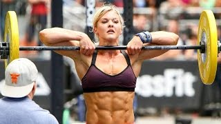 getlinkyoutube.com-Top 10 Hot Women In Crossfit 2015