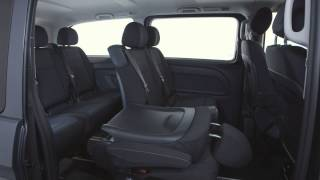 getlinkyoutube.com-New Mercedes-Benz Vito Tourer Select 119 BlueTEC