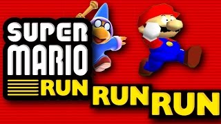 getlinkyoutube.com-SM64: Super Mario RUN RUN RUN!
