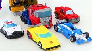 getlinkyoutube.com-Transformers Combiner Wars Optimus Maximus Vehicle Robot Car Toys 트랜스포머 컴바이너워 막시무스 변신 합체 동영상