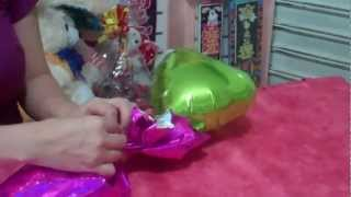getlinkyoutube.com-Como hacer un regalo magico // How to make a magical gift