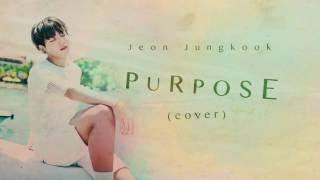 getlinkyoutube.com-BTS JUNGKOOK – PURPOSE (cover) [Lyric Video]