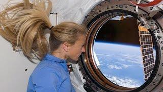 getlinkyoutube.com-الحياة فى الفضاء | كيف يعيش رائد الفضاء ؟