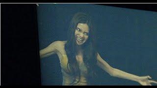 getlinkyoutube.com-Behind the scenes: Erich as snake-woman in mall