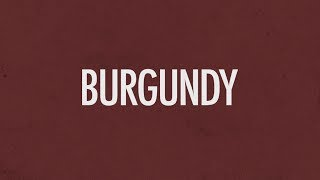 getlinkyoutube.com-Earl Sweatshirt - Burgundy (Lyric Video) | LK Graphics