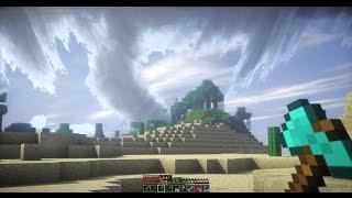 getlinkyoutube.com-STORM CHASING | Minecraft Tornado Survival ~ S3E12 (Localized Weather Mod)