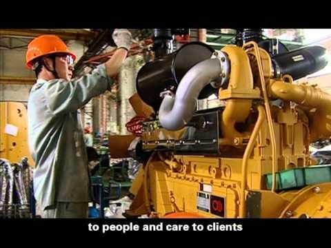 Apresentação da Empresa SEM - Máquinas Pesadas