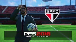 getlinkyoutube.com-PES 2016 - Master League #1: Reconstruindo o São Paulo F.C / Contratações / Campeonatos 2016