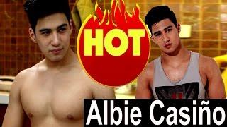 getlinkyoutube.com-Albie Casiño / Casino - HOT & Sexy (Shirtless, Armpits, Arms, Muscles) HOT