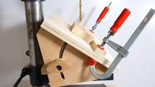 getlinkyoutube.com-Angle Drilling Jig