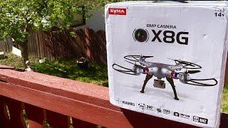 getlinkyoutube.com-Best 2017 under Budget Drone Unboxing Review - Test flight