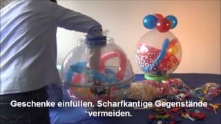 Anleitungsfilm Verpackungsballons Karaloon