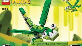 getlinkyoutube.com-LEGO 41550 Slusho Instructions LEGO MIXELS Series 6 Glorp Corp