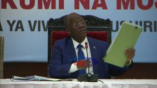 Rais Magufuli atema cheche sakata la sukari ya viwandani