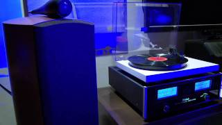 getlinkyoutube.com-Vinyl playing Barbra Streisand