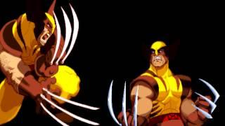 getlinkyoutube.com-X-Men vs. Street Fighter - Theme of Wolverine (Sega Genesis Remix)