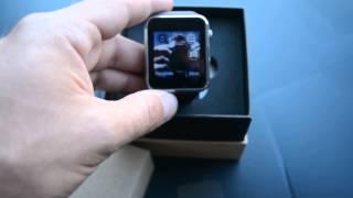 getlinkyoutube.com-W8 Bluetooth Smart Watch GSM Phone from gearbest