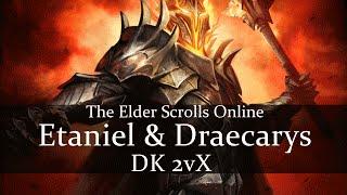 getlinkyoutube.com-[Etaniel ESO] Magicka DK is Back - DK duo & Emperor PvP