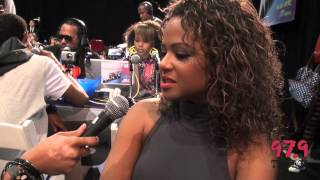 getlinkyoutube.com-Christina Milian Says The Dream Doesn't See Their Daughter [VIDEO]