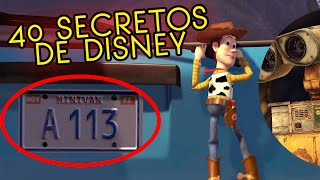 getlinkyoutube.com-40 secretos de Disney que no sabias