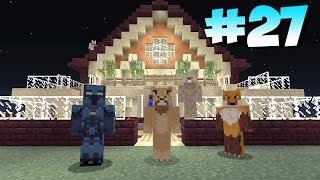 getlinkyoutube.com-Minecraft xbox - Survival Madness Adventures - Am I A Lion? [27]