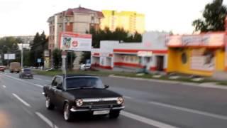getlinkyoutube.com-Волга ГАЗ 24 с двигателем БМВ