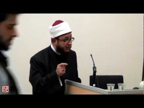 Sahabah around the Beloved (HD) - Shaykh Ahmed Saad al-Hasani